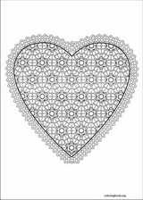 Valentine's Day coloring page (003)