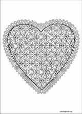 Valentine's Day coloring page (005)
