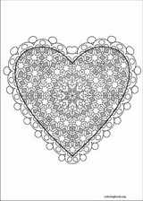 Valentine's Day coloring page (007)