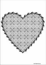 Valentine's Day coloring page (011)