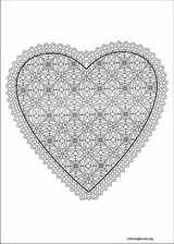 Valentine's Day coloring page (019)