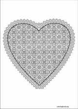 Valentine's Day coloring page (021)