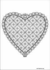 Valentine's Day coloring page (038)
