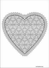 Valentine's Day coloring page (039)