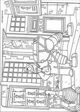 Wallace And Gromit coloring page (002)