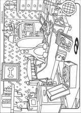 Wallace And Gromit coloring page (003)