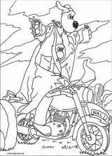 Wallace And Gromit coloring page (005)