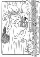 Wallace And Gromit coloring page (007)