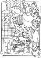 Wallace And Gromit coloring page (011)