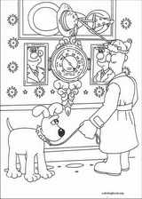 Wallace And Gromit coloring page (012)