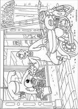 Wallace And Gromit coloring page (014)