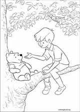 Winnie The Pooh coloring page (001)