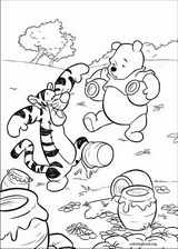 Winnie The Pooh coloring page (003)