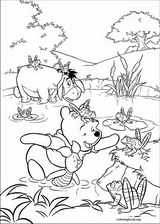 Winnie The Pooh coloring page (004)