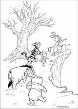Winnie The Pooh coloring page (008)