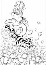 Winnie The Pooh coloring page (017)