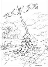 Winnie The Pooh coloring page (020)