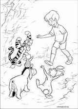 Winnie The Pooh coloring page (023)