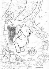 Winnie The Pooh coloring page (031)