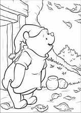 Winnie The Pooh coloring page (033)