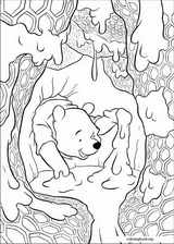 Winnie The Pooh coloring page (036)