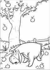 Winnie The Pooh coloring page (039)
