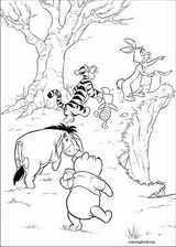 Winnie The Pooh coloring page (048)