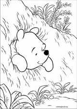 Winnie The Pooh coloring page (052)
