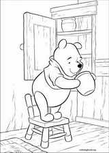 Winnie The Pooh coloring page (053)