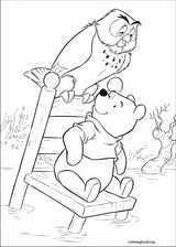 Winnie The Pooh coloring page (057)
