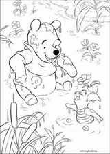 Winnie The Pooh coloring page (058)