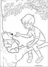 Winnie The Pooh coloring page (062)