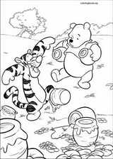 Winnie The Pooh coloring page (064)
