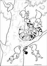 Winnie The Pooh coloring page (065)