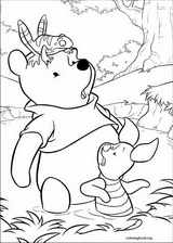 Winnie The Pooh coloring page (066)