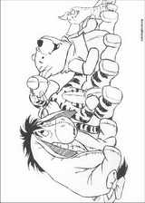 Winnie The Pooh coloring page (072)