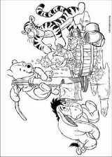 Winnie The Pooh coloring page (077)