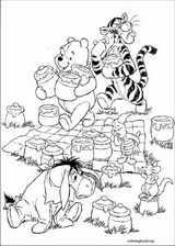 Winnie The Pooh coloring page (079)