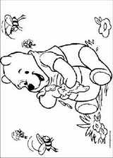 Winnie The Pooh coloring page (092)