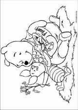 Winnie The Pooh coloring page (094)