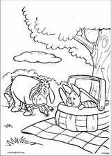 Winnie The Pooh coloring page (103)