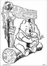 Winnie The Pooh coloring page (106)