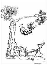 Winnie The Pooh coloring page (110)