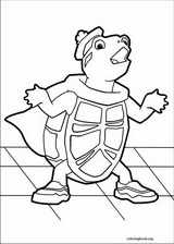 Wonder Pets coloring page (009)