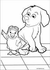 Wonder Pets coloring page (010)