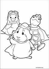 Wonder Pets coloring page (021)