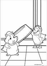 Wonder Pets coloring page (026)