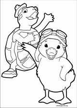Wonder Pets coloring page (030)