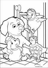 Wonder Pets coloring page (037)
