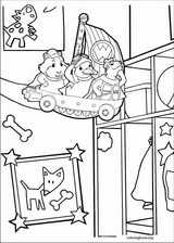 Wonder Pets coloring page (038)